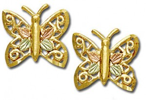 Landstroms Butterfly Earrings