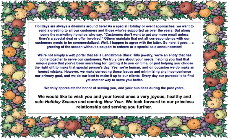 2010 Christmas Greetings
